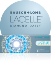 Bausch and Lomb Lacelle Diamond Daily Disposable Lenses 10 pcs