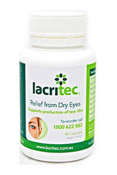 Lacritec Relief from Dry Eyes