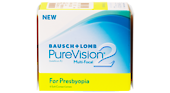 Purevision 2 for Presbyopia